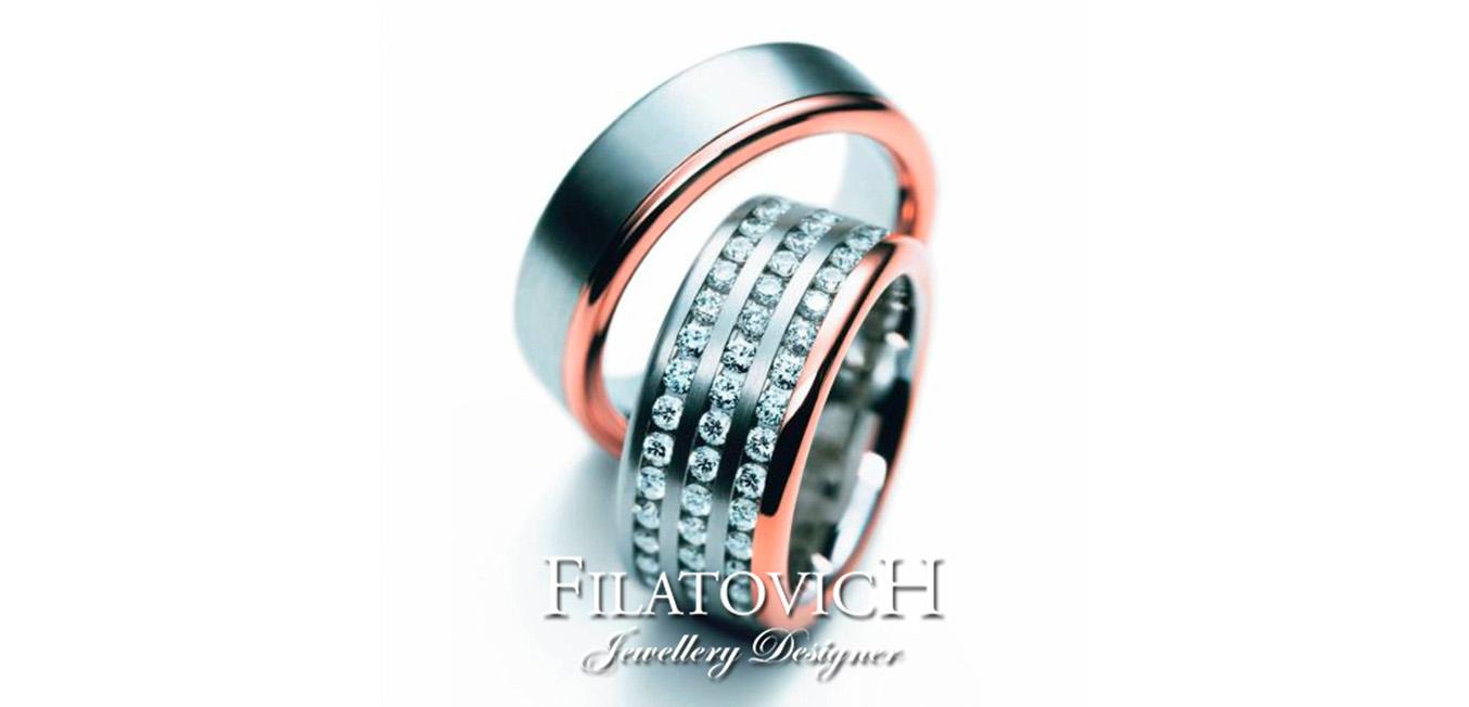 Обручальные кольца WRB-303