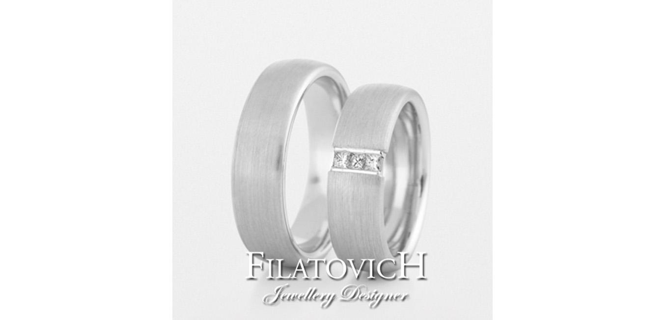 Обручальные кольца WRB-057