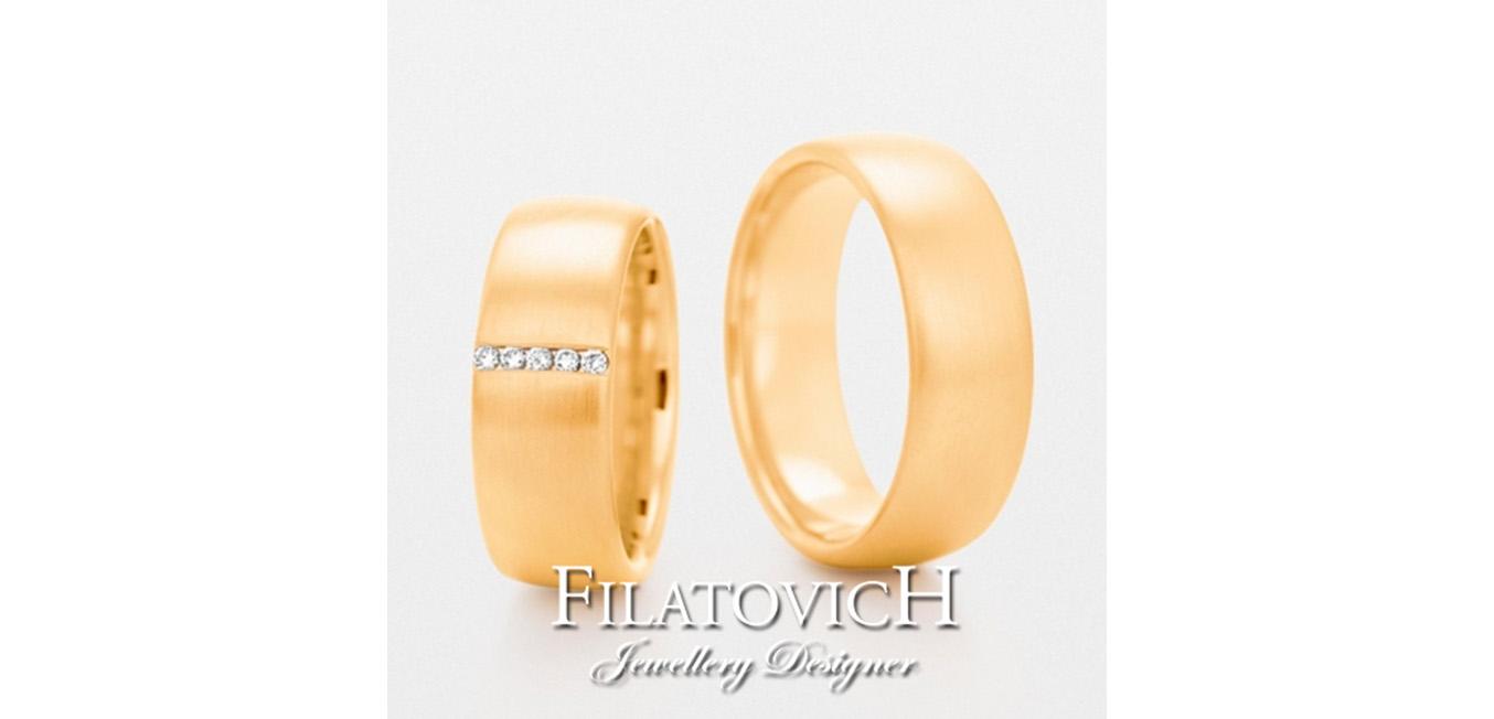 Обручальные кольца WRB-059