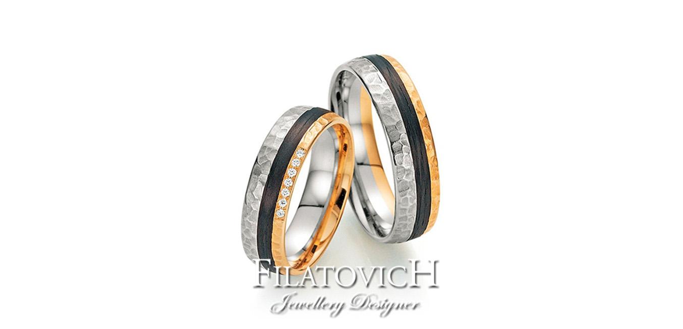Обручальные кольца WRB-109