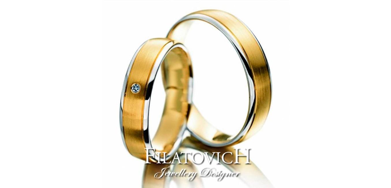 Обручальные кольца WRB-349