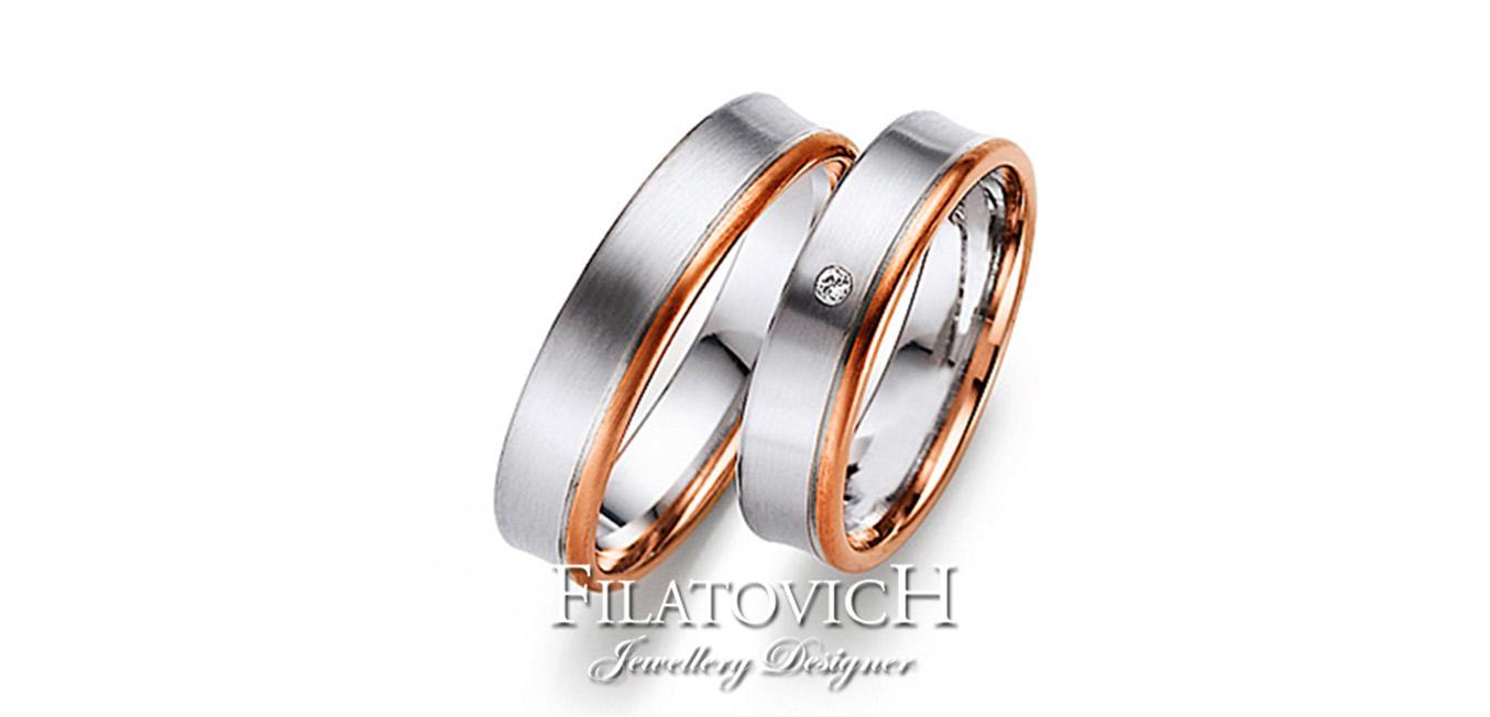 Обручальные кольца WRB-168