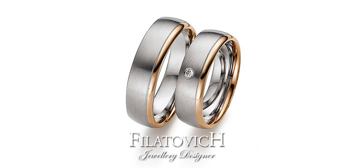 Обручальные кольца WRB-167