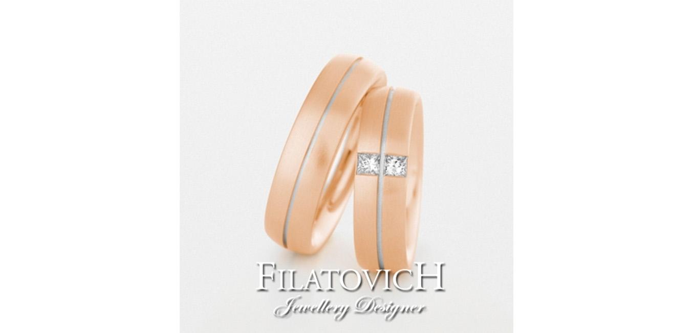 Обручальные кольца WRB-061