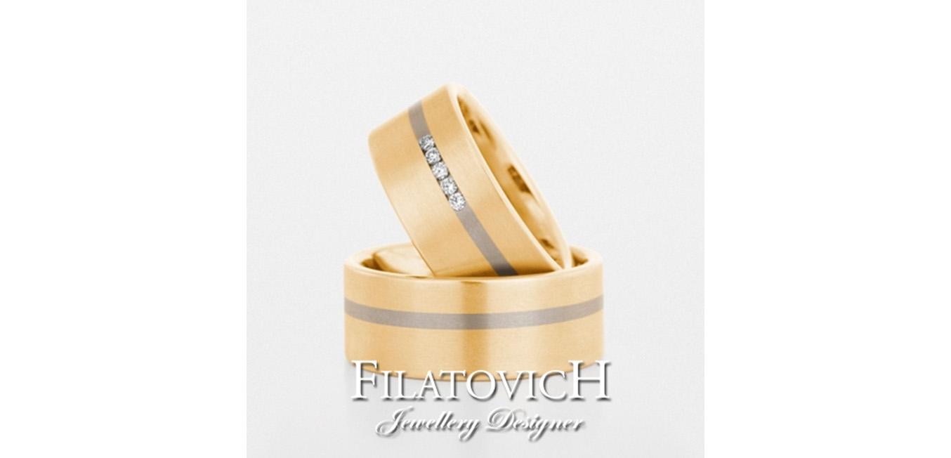 Обручальные кольца WRB-063