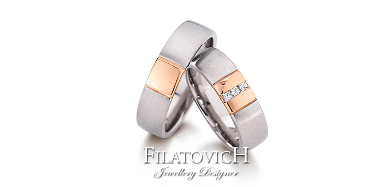 Обручальные кольца WRB-164