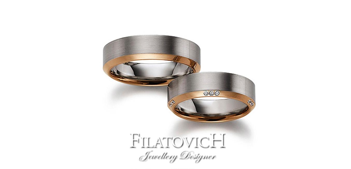 Обручальные кольца WRB-163