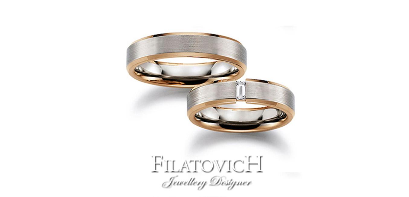 Обручальные кольца WRB-161