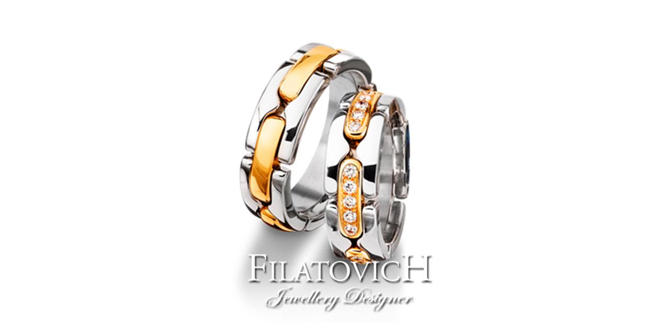 Обручальные кольца WRB-238