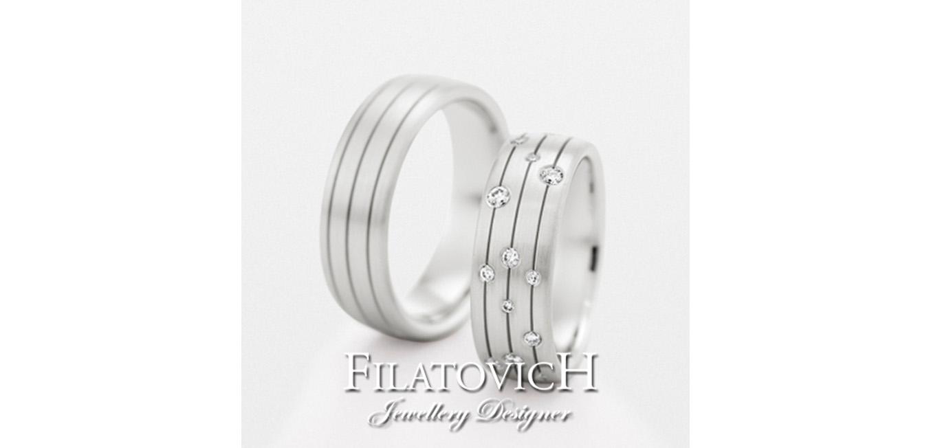 Обручальные кольца WRB-067