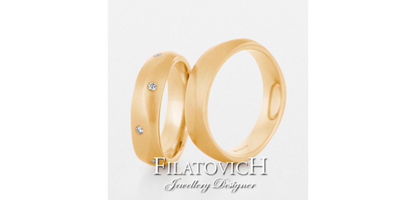 Обручальные кольца WRB-069