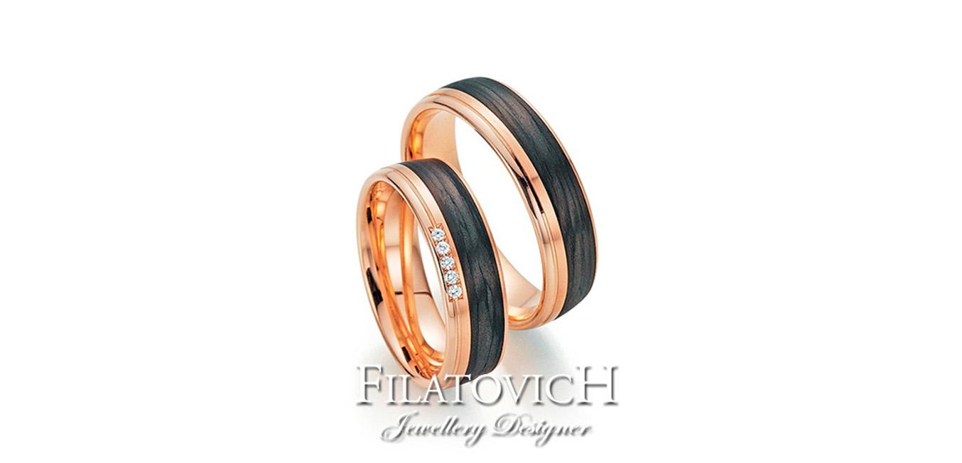 Обручальные кольца WRB-110