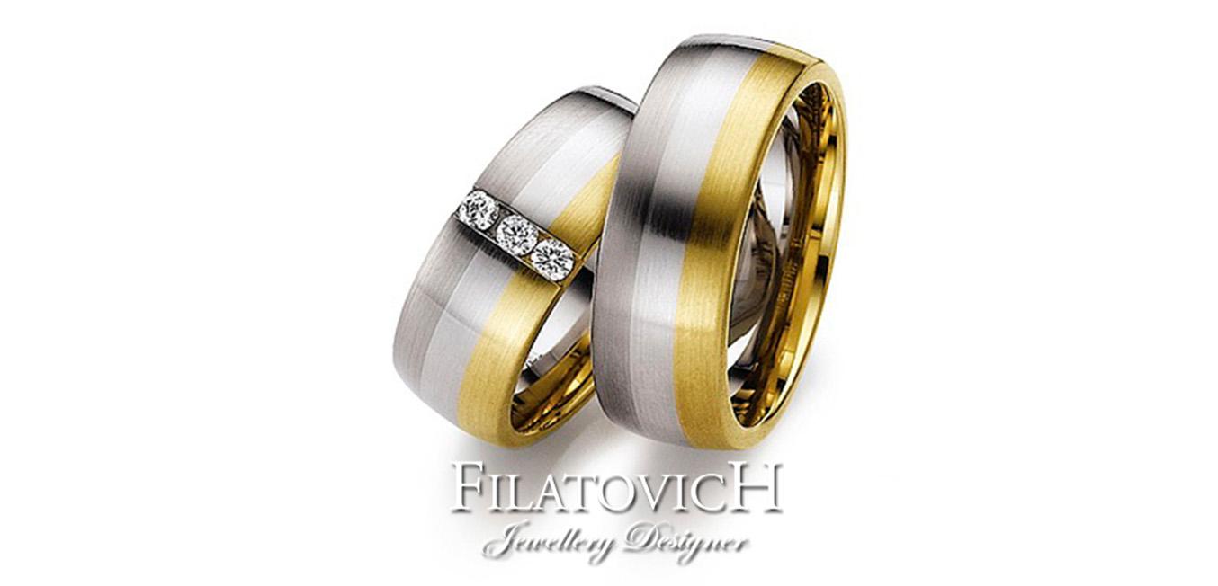 Обручальные кольца WRB-211