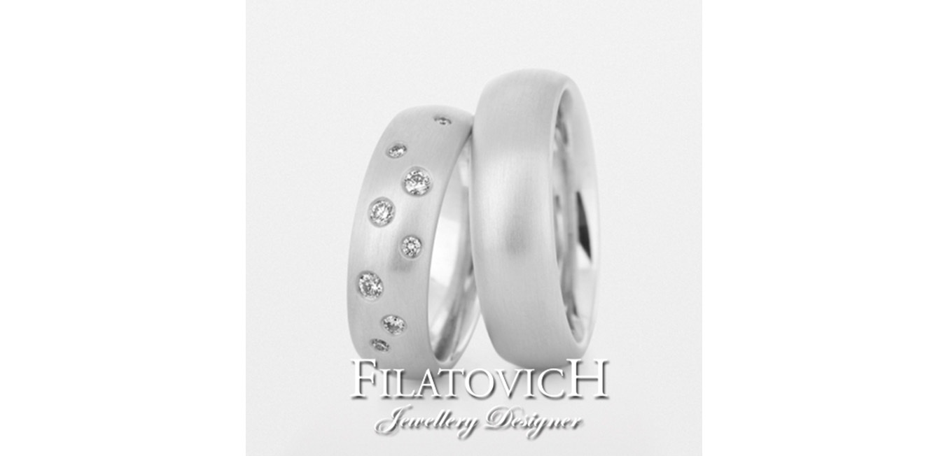 Обручальные кольца WRB-070