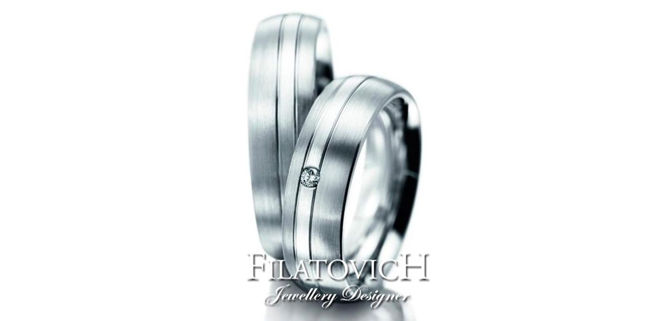 Обручальные кольца WRB-288