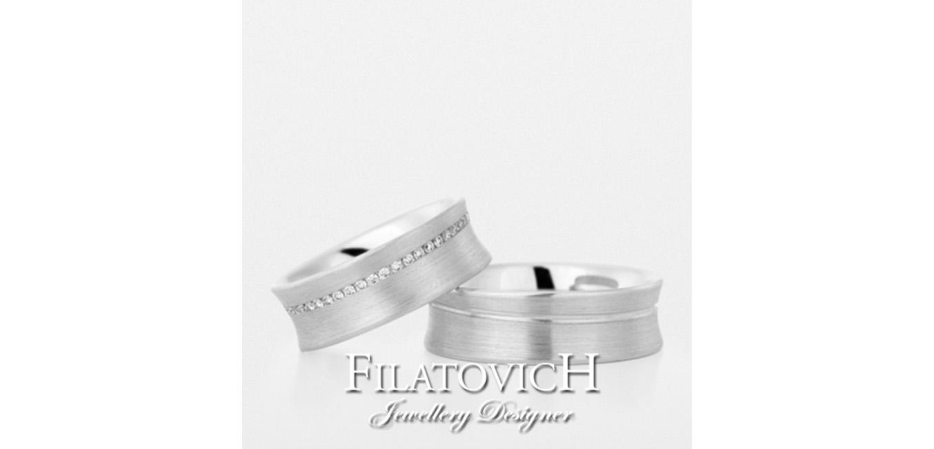 Обручальные кольца WRB-073