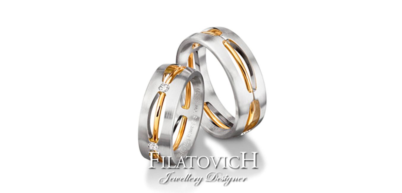 Обручальные кольца WRB-237