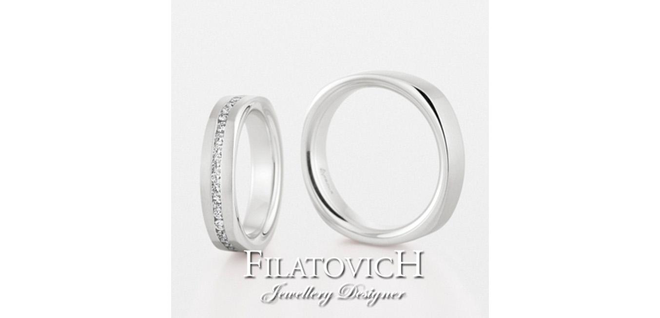 Обручальные кольца WRB-074