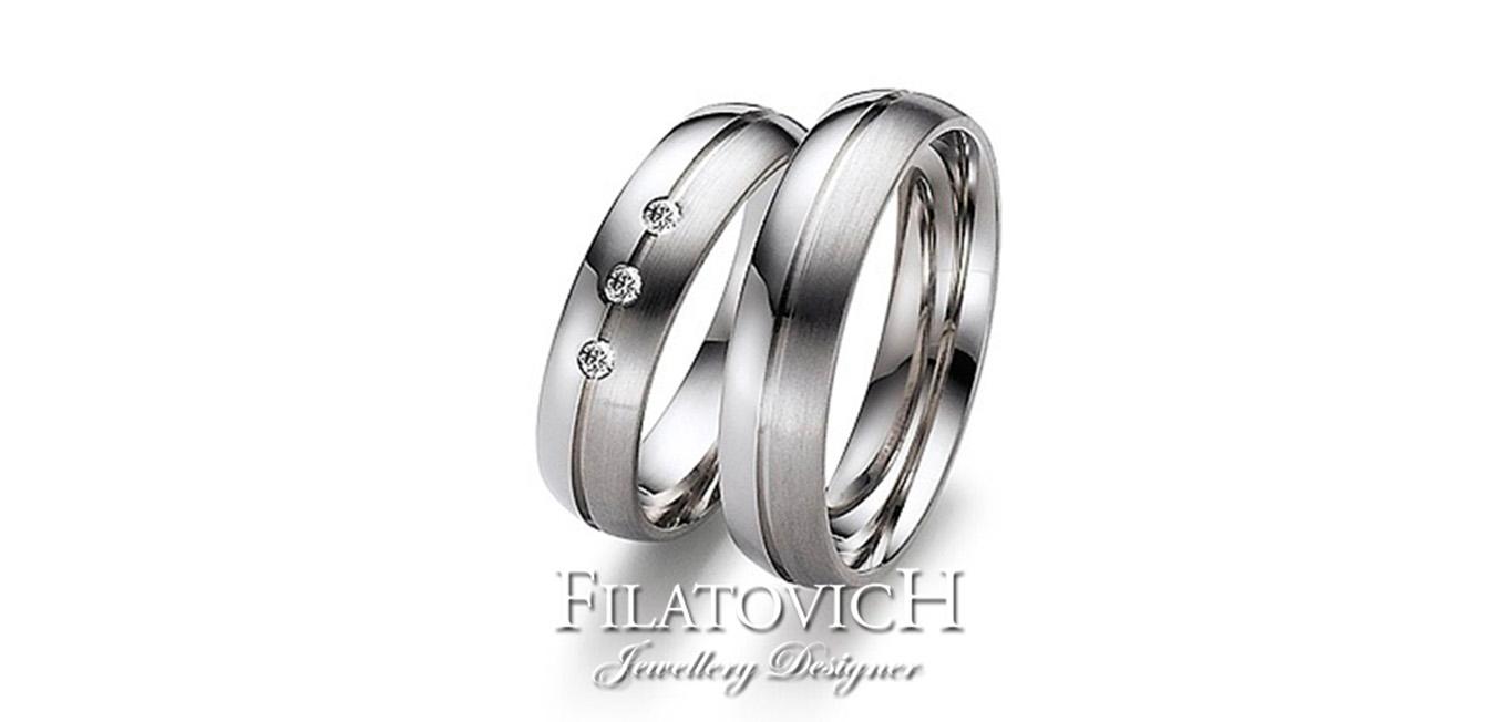 Обручальные кольца WRB-153