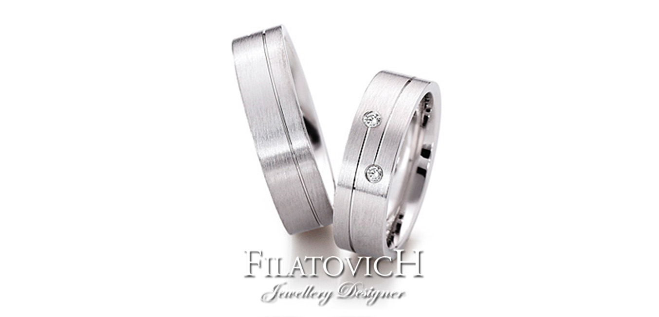 Обручальные кольца WRB-152