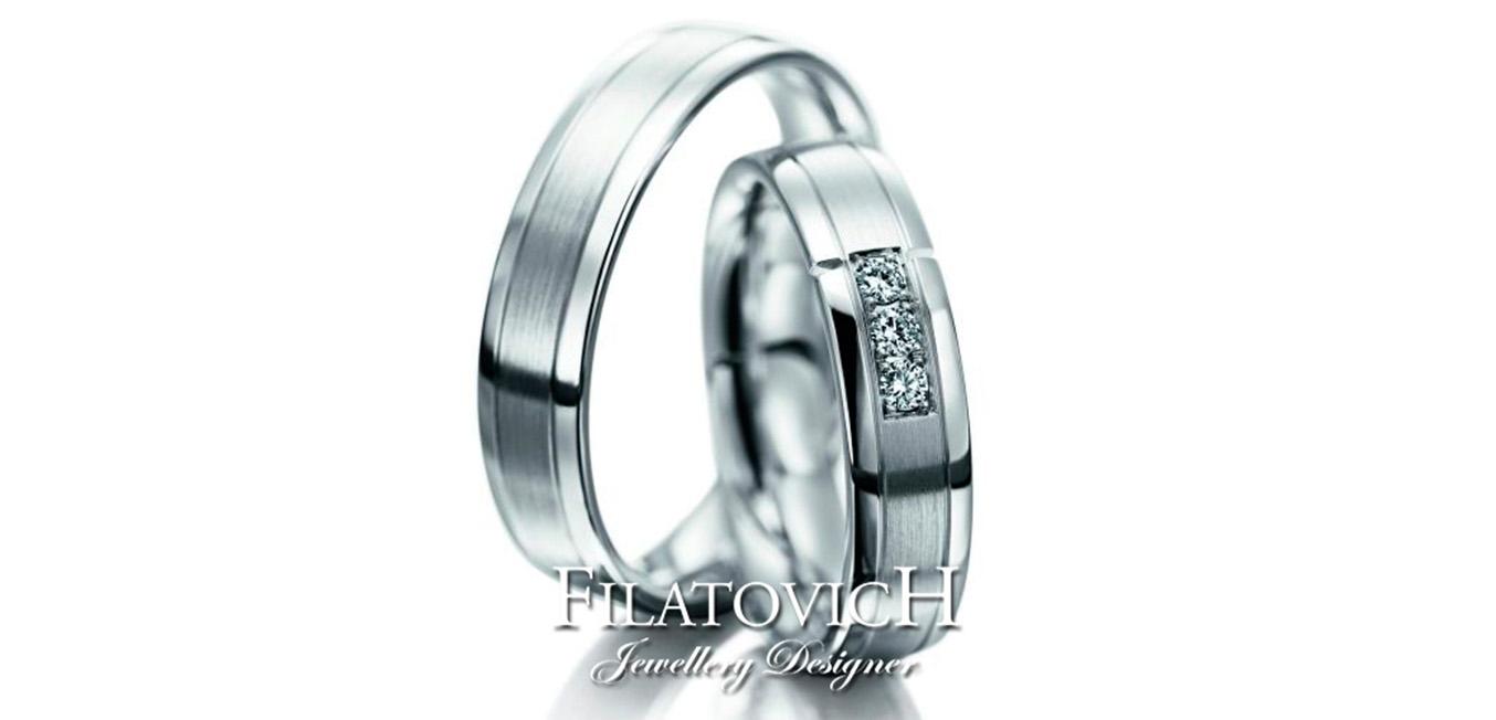 Обручальные кольца WRB-285