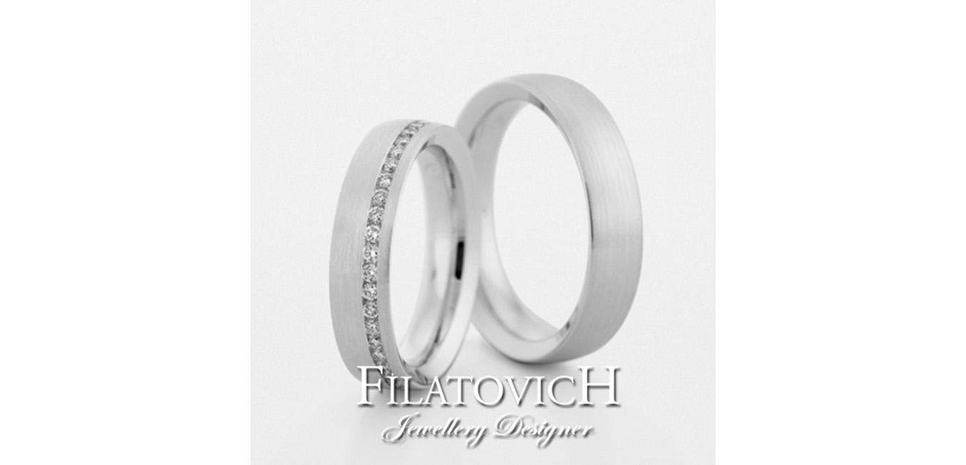Обручальные кольца WRB-076
