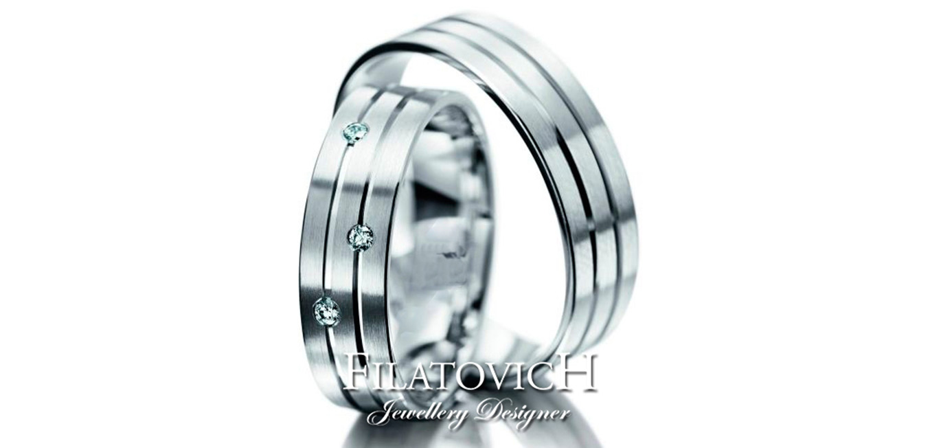 Обручальные кольца WRB-284