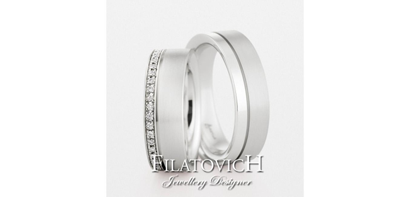Обручальные кольца WRB-077
