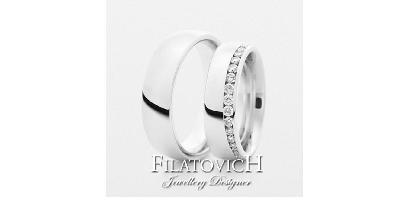 Обручальные кольца WRB-078