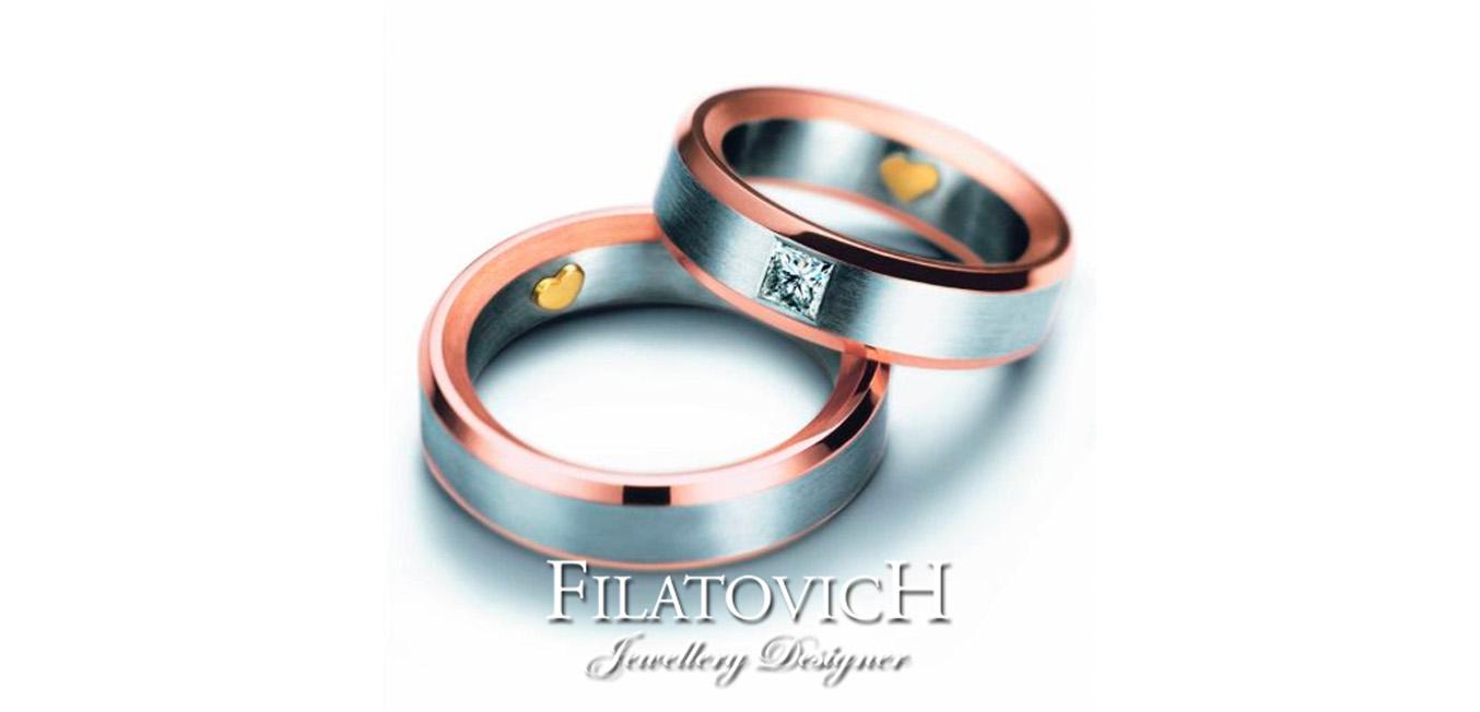 Обручальные кольца WRB-282