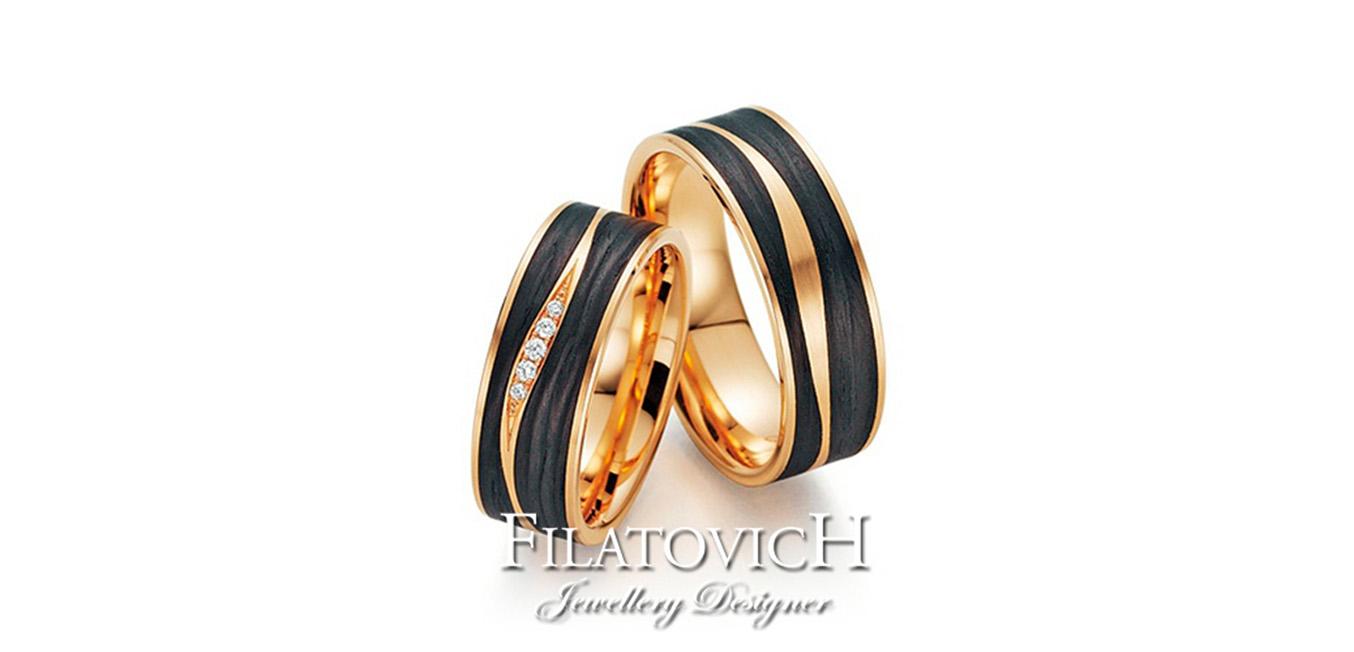 Обручальные кольца WRB-111