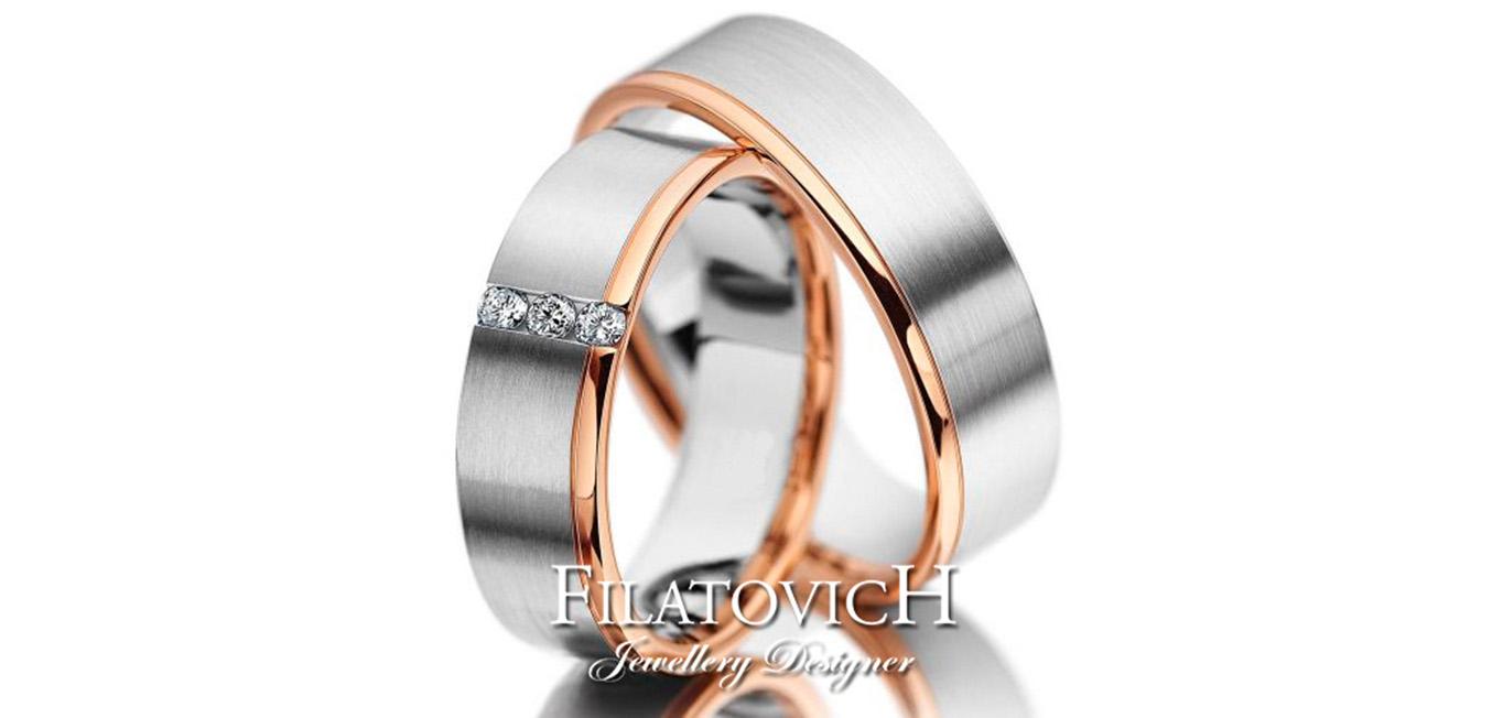 Обручальные кольца WRB-342