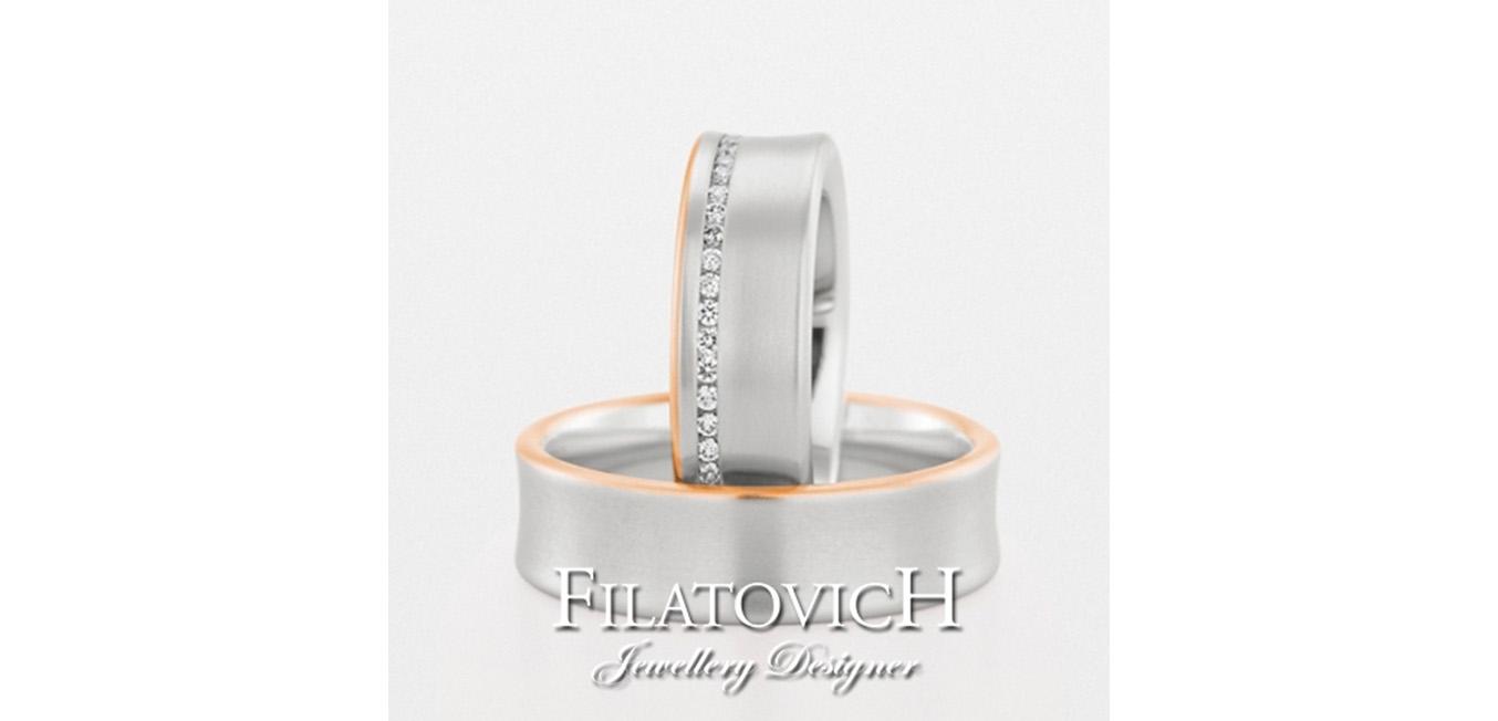 Обручальные кольца WRB-080