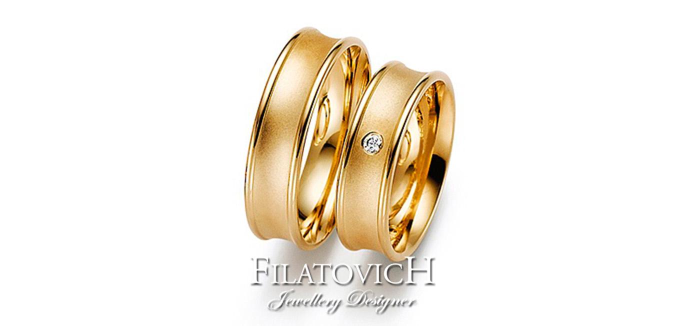 Обручальные кольца WRB-146