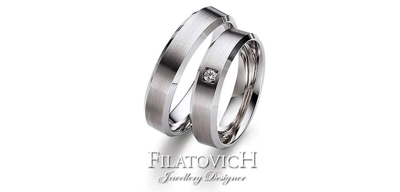 Обручальные кольца WRB-144