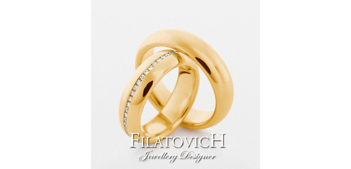 Обручальные кольца WRB-085
