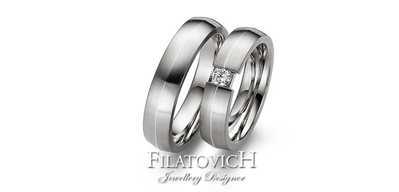 Обручальные кольца WRB-142