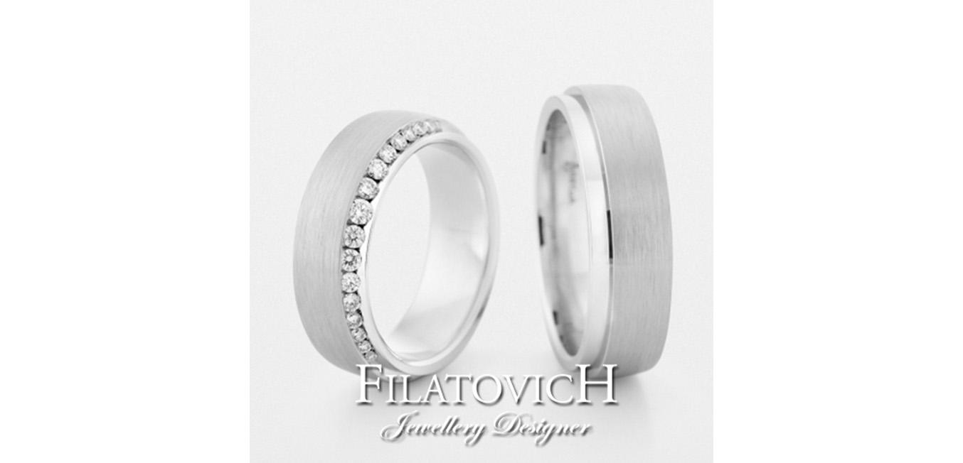 Обручальные кольца WRB-087