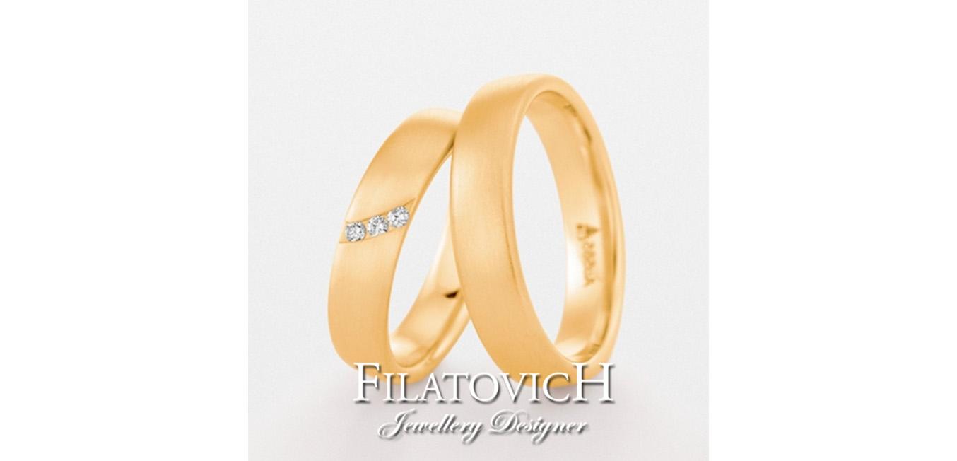 Обручальные кольца WRB-009