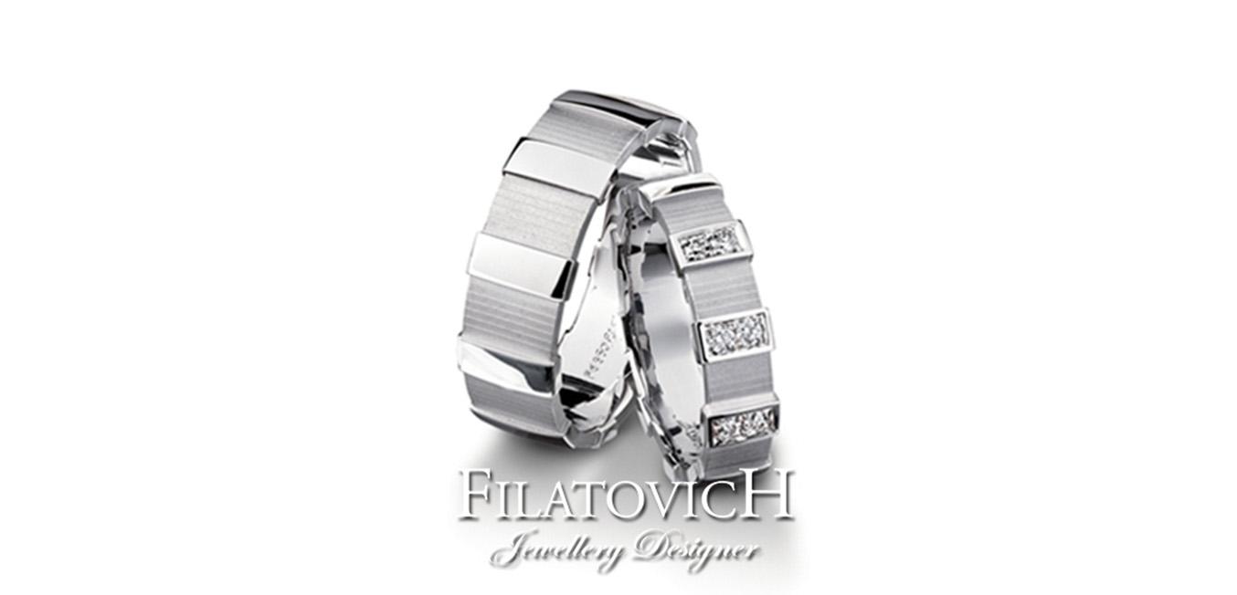 Обручальные кольца WRB-233