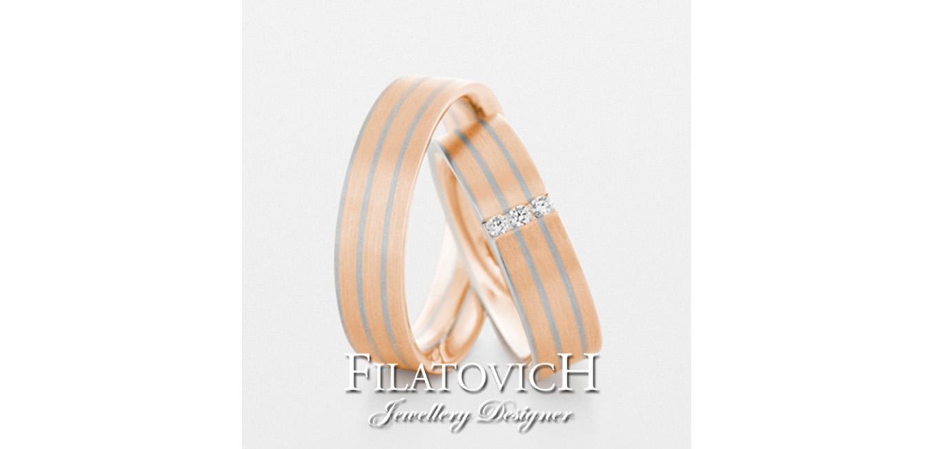 Обручальные кольца WRB-096