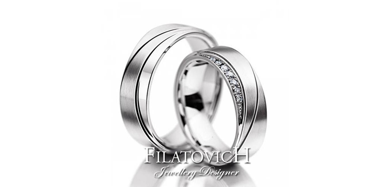 Обручальные кольца WRB-280