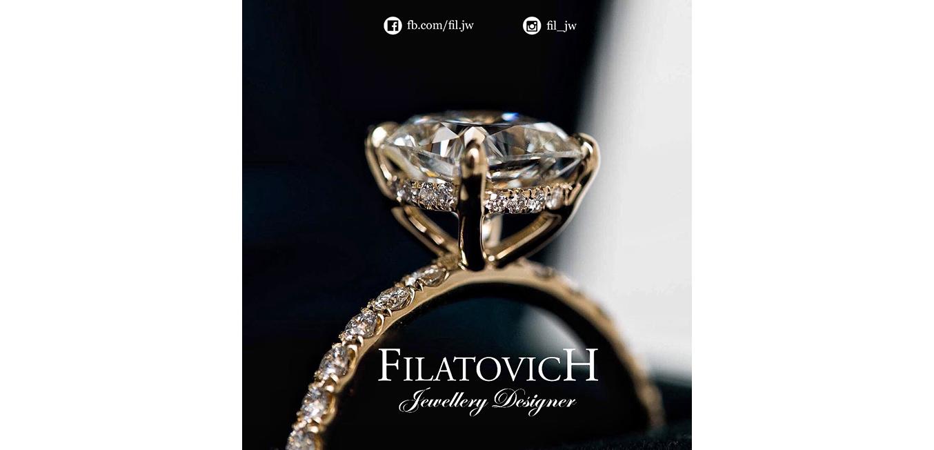 Кольцо с бриллиантами JRP-016