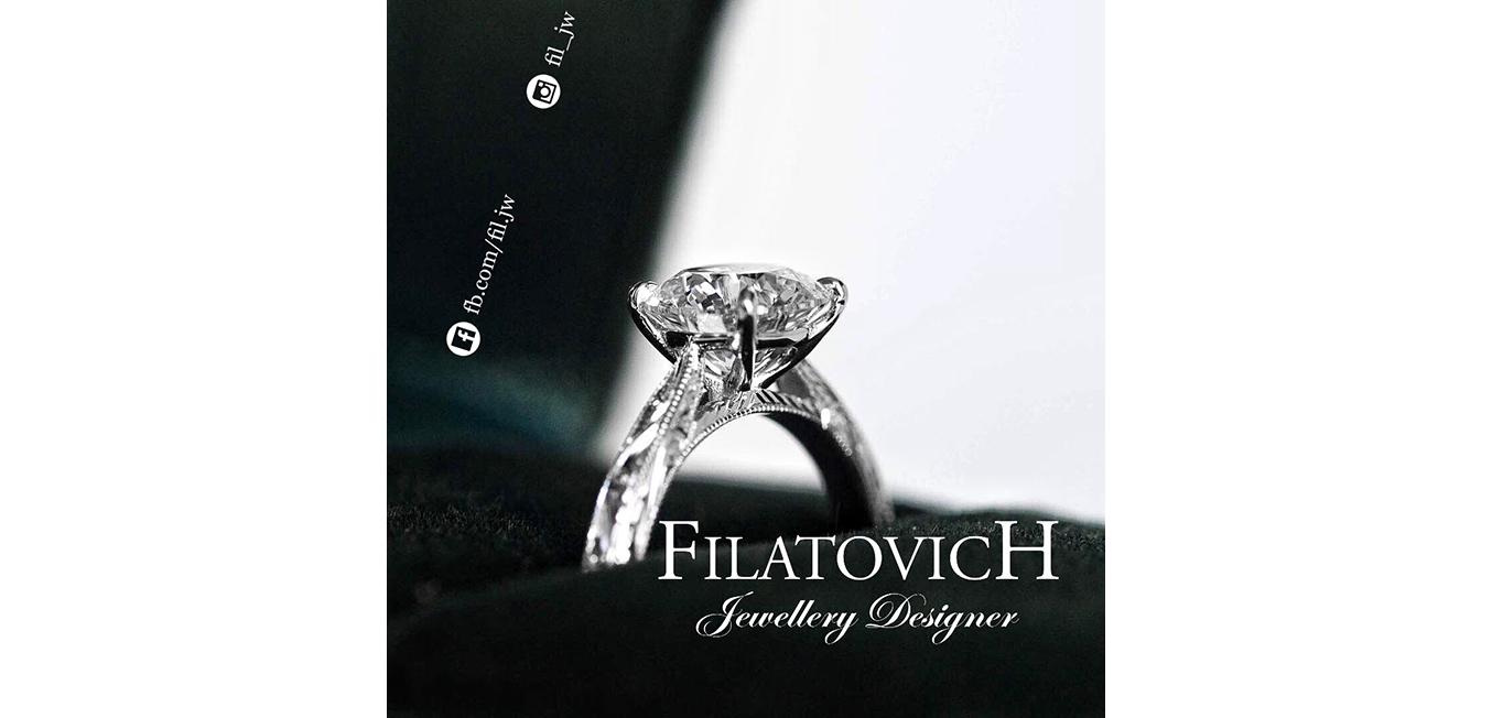 Кольцо с бриллиантами JRP-027