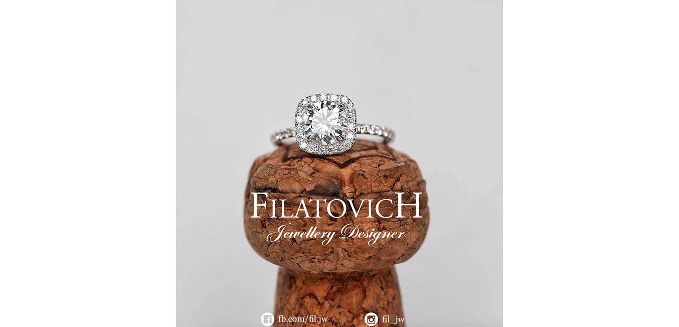 Кольцо с бриллиантами JRP-039